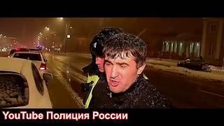 Полиция России-УГОН ИНФИНИТИ/ЗАДЕРЖАНИЕ/Police of Russia-the HIJACKING of INFINITI/DETENTION