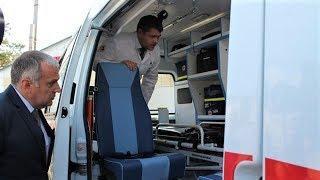 Станции скорой помощи Югры получат сотню новых автомобилей