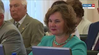 Отчёт Михаила Ведерникова о деятельности Администрации Псковской области за 2017 год