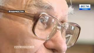 «Приморью — 80! Наша история»: Николай Большаков, заслуженный художник России