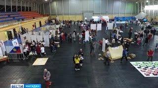 «Территория открытий»   фестиваль некоммерческих организаций прошел на Колыме