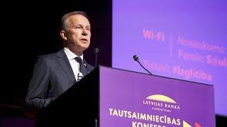 За что преследуют главу Центробанка Латвии