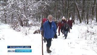 Участники литературного фестиваля «КоРифеи» побывали в ледяной Аскинской пещере