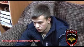 ДУЭТ МОЛОДЫХ МОЛДАВСКИХ  ВОРОВ / ОПЕРАТИВНОЕ ВИДЕО (12.04.2018)