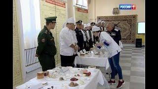 """Говядина по-атамански и каша """"Казачка"""": военные приготовили лучшие блюда донской кухни"""