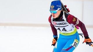 Югорчанка Кристина Резцова назвала трассу на суперспринте жёсткой