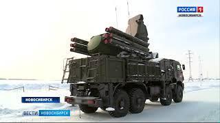 В ходе учений из Новосибирска в Краснодарский край отправили зенитно-ракетные комплексы
