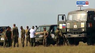 В Республике Тыва завершают подготовку к конкурсу «Военное ралли»