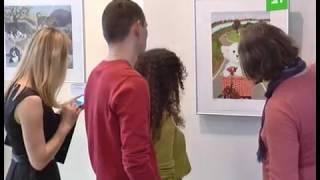 Тайваньские художники привезли в Челябинск свинью, петуха и собаку