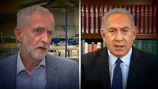 Нетаньяху - Корбин: скандальный диалог
