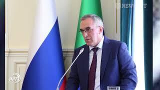 Министром здравоохранения РД стал Джамалудин Гаджиибрагимов