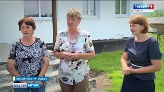 Дом культуры в селе Косихинского района отремонтируют по программе поддержки местных иницатив