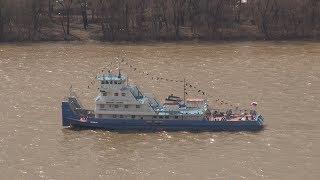 UTV. По реке Уфа возобновят грузовые перевозки