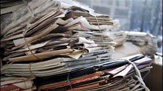 В Нижневартовске пенсионеров избавят от старых журналов и газет