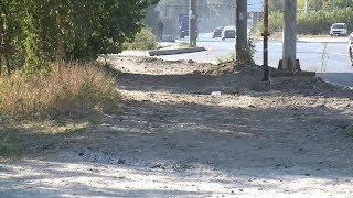 Пензенцы жалуются на качество ремонта улицы Саранской