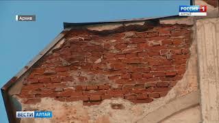 Исторический центр Бийска начнут восстанавливать в этом году