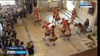 В Национальной библиотеке им. Сергея Чавайна проходит День открытых дверей
