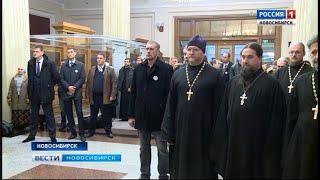 Поезд «За духовное возрождение» отправился по Новосибирской области