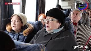 Благотворительная акция «Автобус добра» прошла в Махачкале