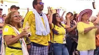Что ждёт гостей фан-зоны в Самаре 11 июля