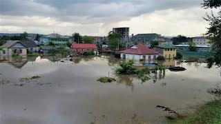 Югорчане стали заложниками стихии на Кубани