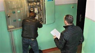 Должникам Нягани отключают воду и электроэнергию