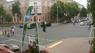 Движение в центре Киева сегодня перекрыто [2018-06-03 10:57:11]