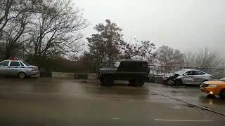 Авария на Киринском мосту