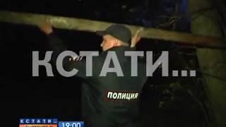 Нашим корреспондентам удалось получить эксклюзивные видео-материалы на месте крушения МиГ-31