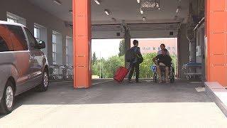 Из волгоградской больницы выписался английский болельщик, пострадавший в ДТП