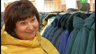 Зимние наряды для королевской семьи  На ярмарку верхней одежды Славянский базар привезли шубы и пухо