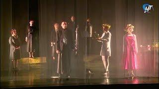 Новгородский театр «Малый» готовит премьеру спектакля «Руслан и Людмила»