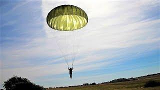 Сургутские парашютисты спустили с небес на землю журналиста ОТРК «Югра»