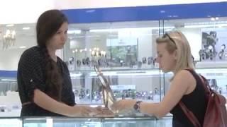Победители конкурса от РИА Биробиджан и ТД «Золотая Русь» получили свои призы (РИА Биробиджан)