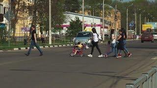 ДТП с участием несовершеннолетнего в Котовске