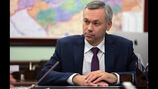 Травников встретился с Путиным как выпускник программы кадрового резерва