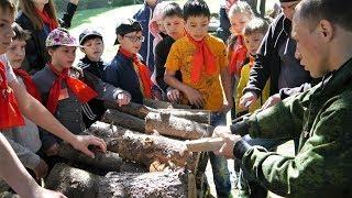 Национальная школа выживания стартовала в Ханты-Мансийске