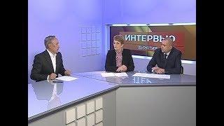 Вести Интервью. Андрей Оленников, Юлия Рапп. Эфир 02.11.2018