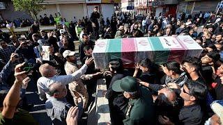 Теракт в Ахвазе: десятки арестованных
