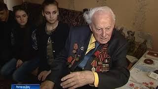 Ростовские школьники помогают ветеранам справляться с домашними делами
