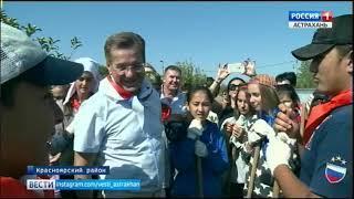 6,5 млн рублей в этом году выделили в Астраханской области на программу летней занятости подростков