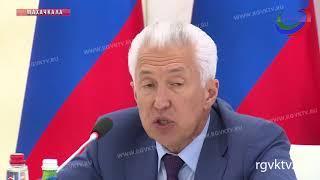 Врио главы республики провел заседание координационного совета