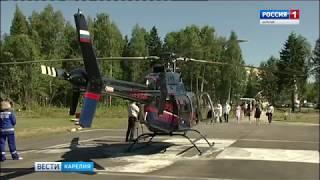"""""""Вести-Карелия"""". 19.07.2018"""