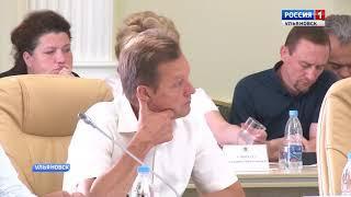 В правительстве обсудили вопросы благоустройства