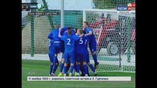 Вурнарский «Химик-Август» победил в финале первенства страны по футболу в третьем дивизионе