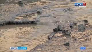 Прокуратура Петрозаводска заинтересовалась состоянием дорог