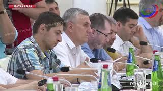 Врио главы Дагестана объявил о старте нового конкурса управленческих кадров