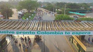 Спасение в Колумбии