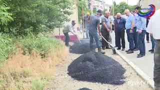 Как идет реконструкция дорог в Махачкале?