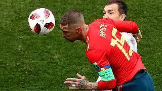 ✦Реакция испанских футболистов на проигрыш россиянам✦